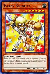 Parry Knights - COTD-EN037 - Common - Unlimited Edition