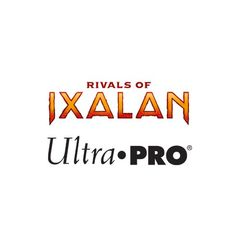 Ultra Pro Magic The Gathering: Rivals Of Ixalan - Pro 100+ Deck Box #2 (UP86659)