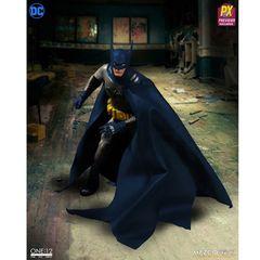 One:12 Collective: Dc Comics - Batman - Ascending Knight (Blue Version)