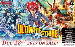 Ultimate Stride Booster - Booster Box