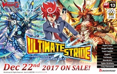 CFV Ultimate Stride Booster - Booster Box