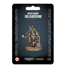 Death Guard Foul Blightspawn ( 43-46 )