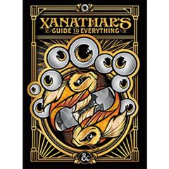 Dungeons And Dragons Rpg - Xanathar's Guide To Everything - Alternative Cover Core Store Exclusive