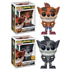 Pop! Games 273: Crash Bandicoot - Crash Bandicoot