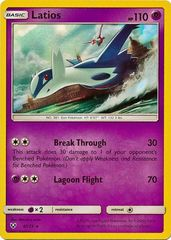 Latios - 41/73 - Holo Rare on Channel Fireball