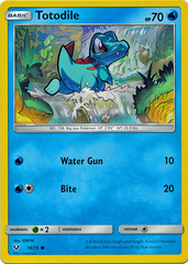 Totodile - 18/73 - Common