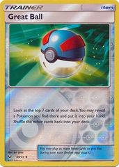 Great Ball - 60/73 - Uncommon - Reverse Holo
