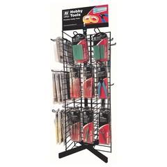 Complete Vallejo Tools Assortment Rack