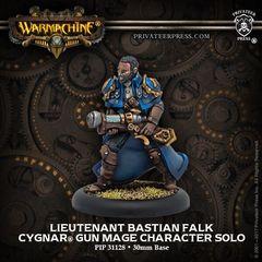 Lt Bastian Falk Gun Mage Solo