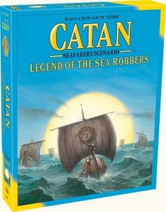 Legend of the Sea Robbers - Seafarers Scenario
