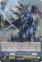 Blue Espada Dragon - G-BT12/066EN - C on Channel Fireball