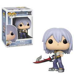 Pop! Disney 333: Kingdom Hearts - Riku