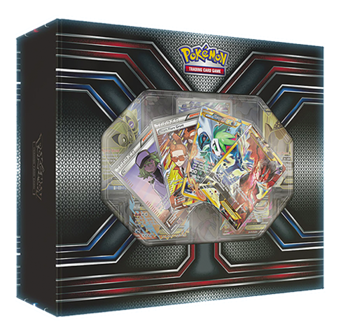 Premium Trainers XY Collection