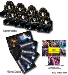 Mortal Kombat X Ccg Pre-Release Kit
