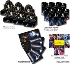 Mortal Kombat X Ccg Release Kit