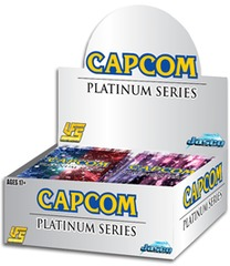 Ufs Capcom Platinum Series Booster - Booster Pack
