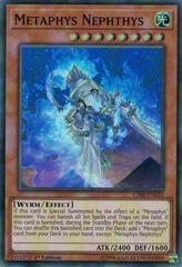 Metaphys Nephthys - CIBR-EN025 - Super Rare - 1st Edition