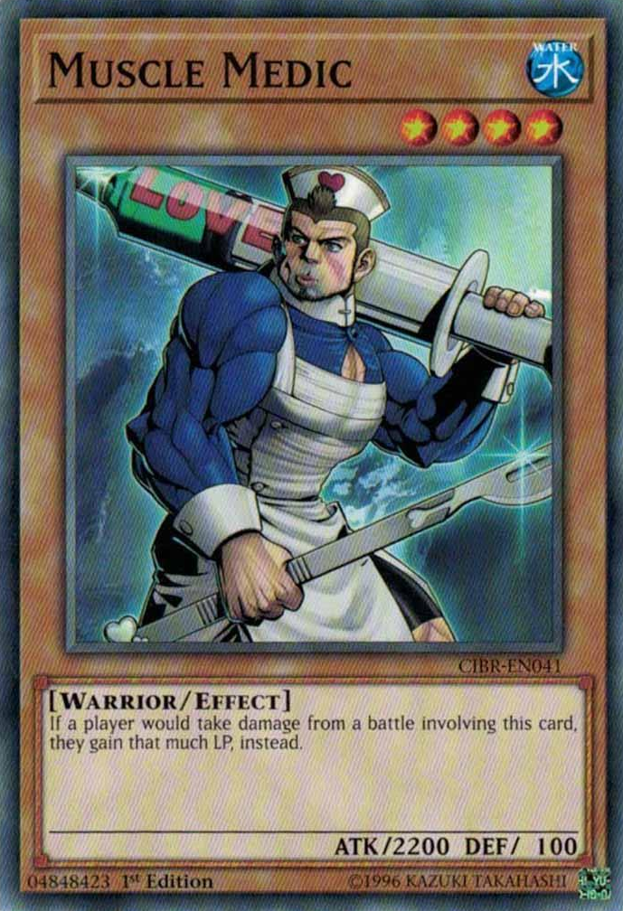 1ST EDITION YuGiOh NEW RARE 3 x CIBR-EN053 SECURITY BLOCK