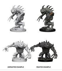Nolzur's Marvelous Miniatures - Grey Slaad and Death Slaad