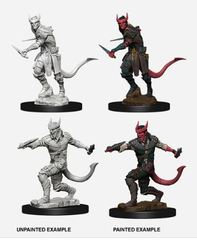 Nolzur's Marvelous Miniatures - Tiefling Male Rogue