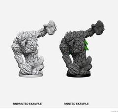 Pathfinder Battles Unpainted Minis - Medium Earth Elemental