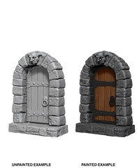 Wizkids Unpainted Mini - Doors