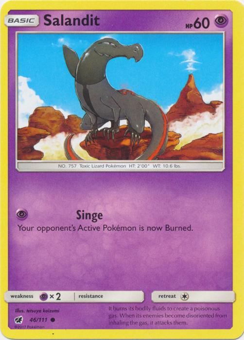 4x Stufful 55//111 Common NM-M Pokemon TCG Crimson Invasion