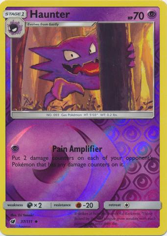 Stufful 55//111 Common Pokemon Sun /& Moon Crimson Invasion