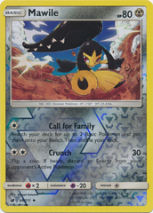 Mawile - 64/111 - Uncommon - Reverse Holo