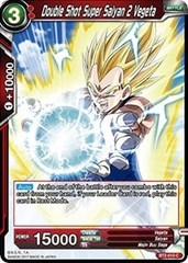 Double Shot Super Saiyan 2 Vegeta - BT2-010 - C