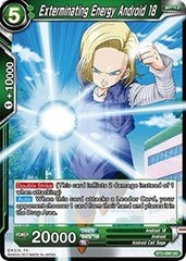 Exterminating Energy Android 18 - BT2-090 - UC