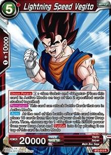 DRAGON BALL SUPER CARD GAME B02 Absolute God Fused Zamasu BT2-034 R