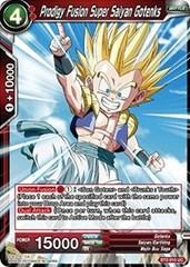 Prodigy Fusion Super Saiyan Gotenks - BT2-015 - UC