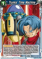 Trunks' Time Machine - BT2-066 - C