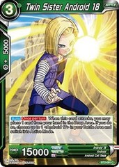 Twin Sister Android 18 on Channel Fireball