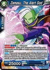 Zamasu, The Alert God - BT2-056 - R