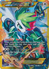 Shaymin-EX (Alt Art) - 77a/108 - Premium Trainers XY Collection