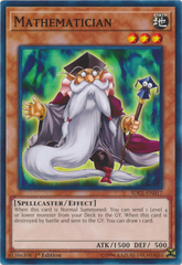 Mathematician - SDCL-EN017 - Common - 1st Edition on Channel Fireball