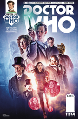 Doctor Who 11Th Year Three #12 Cvr B Photo