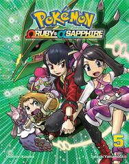 Pokemon Omega Ruby Alpha Sapphire Graphic Novel Vol 05