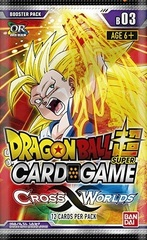 Dragon Ball Super: Cross Worlds - Booster Pack