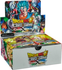 CROSS WORLDS | Dragonball Super BOOSTER BOX DISPLAY 03