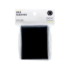 Dex Protection - Dex Sleeve - Black (100)