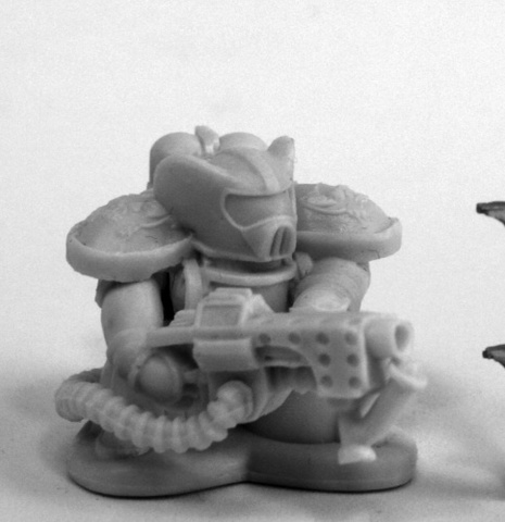Chronoscope: Bones Space Mousling Flamer