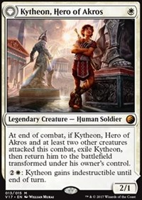 Kytheon, Hero of Akros - Foil