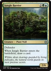Jungle Barrier