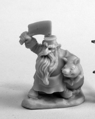Dark Heaven: Bones Dwarven Butcher