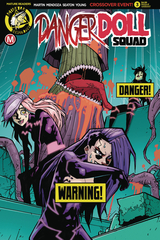 Danger Doll Squad #3 (Mature Readers) (Cover B - Maccagni Risque)