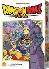 Dragon Ball Super Graphic Novel Vol 02