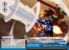 Lightning Cyan Spike - AW/S43-E100 - CC